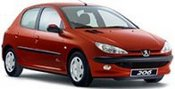 Peugeot 206 1.1 Style