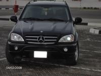 Mercedes Benz M Class ML 55 AMG