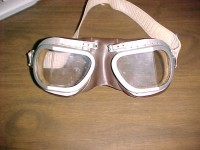 Halcyon Motorcycle Goggles