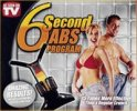 Six Second Abs (As Seen on TV!) Six Second Abs (As Seen on TV!) Abs toner