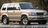 Isuzu Trooper 3.5 S Performance