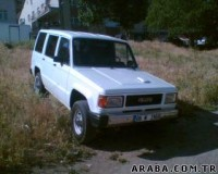 Isuzu Trooper 2.2 DLX