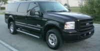 Ford Excursion LTD