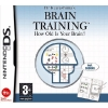 Prof. Kawashima's Brain Training: How Old Is Your Brain?