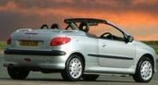 Peugeot 206 CC 1.6