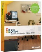 Microsoft Office Student and Teachers Edition 2003
