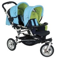Jane Powertwin Pram