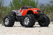 Nitro Savage 25 R/C Monster Truck