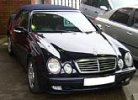 Mercedes Benz CLK 430 Avantgarde Cabriolet