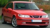 Saab 9-5 Saloon Aero 2.3 Hot