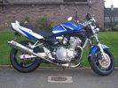 Suzuki GSF BANDIT K4 600