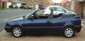 Volkswagen Golf Cabriolet 2.0 Avantgarde