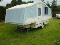 Dandy Trailer Tent