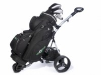 Hillbilly All Terrain Electric Golf Trolley