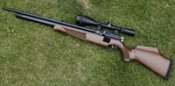 Air Arms S410 Xtra FAC .22