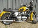 Triumph Bonneville T100 865cc