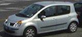 Renault Modus Oasis 1.2 16v 75BHP