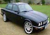 Jaguar XJR LS