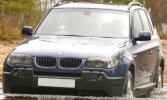 BMW X3 3.0si SE 5dr