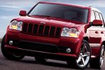Jeep Grand Cherokee 6.1 V8 SRT-8 5dr
