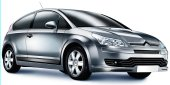Citroen C4 Coupe 1.6 16v VTR+