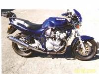 Suzuki GSF600