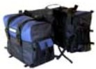 Cramster Motorcycle Saddlebags