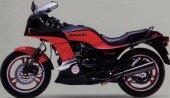 Kawasaki GPz 750 (ZX750-E1) Turbo