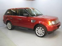 Range Rover Sport 4.2 V8 Supercharged HSE