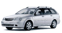Chevrolet Lacetti Station Wagon 1.6 SX