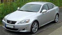 Lexus IS250 SE Manual