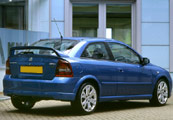Vauxhall Astra GSI