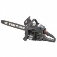 Sears Craftsman Incredipull 55cc Chainsaw