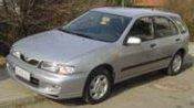 Nissan Almera SRi