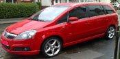Vauxhall Zafira 1.9 Cdti Sri 150