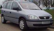 Opel Zafira 2.0 Club DTi