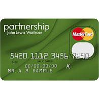 John Lewis-Waitrose Partnership Card