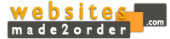 Websites Made2Order www.websitesmade2order.com