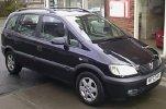 Vauxhall Zafira 1.8 Elegance 16V