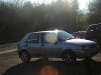 Ford Fiesta Mk4 1.25 Zetec