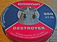 Crosman Destroyer Pointed .177