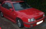 Vauxhall Astra 1.8 SRi MK2