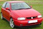 Seat Ibiza Cupra Sport 2.0L 8V