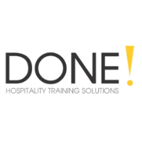 DONE! Hospitality Training Solutions - www.done.fyi