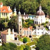 Portmeirion Village - www.portmeirion-village.com