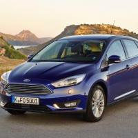 Ford Focus Titanium