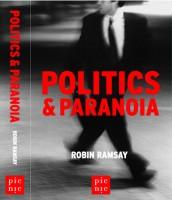 Robin Ramsay, Politics and Paranoia
