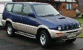 Nissan Terrano II Touring 2.7 TDI