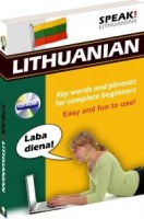 LinguaShop Speak! Lithuanian